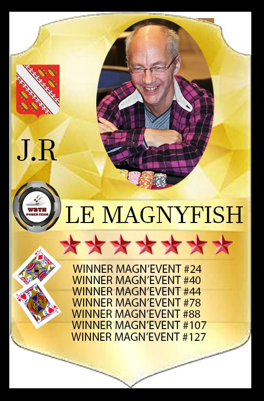 Le magnyfish 8