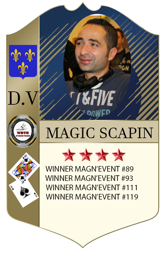 Magic scapin 6