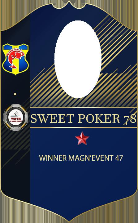 Sweet poker 78 1