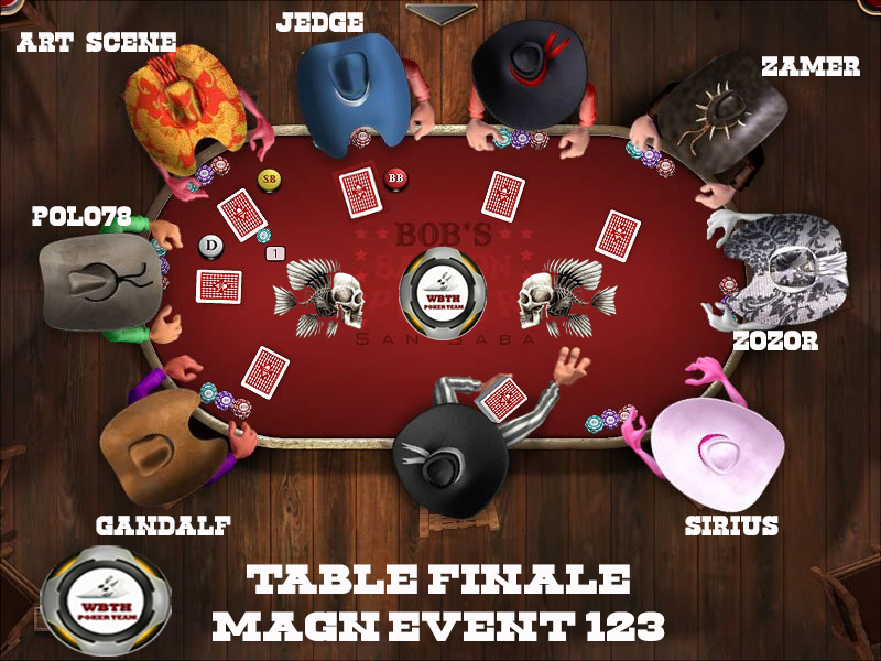 Table finale magn event 123